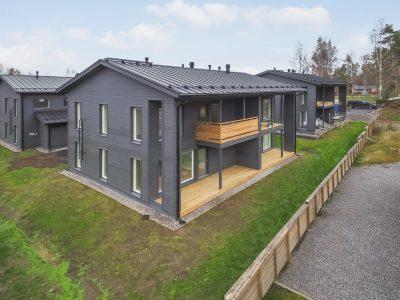 Parhus i Nummela – av element från Teri-Hus