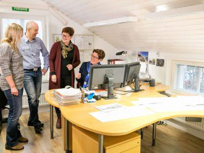 Byggnadsplanerare / Planeringschef sökes - Teri-Hus
