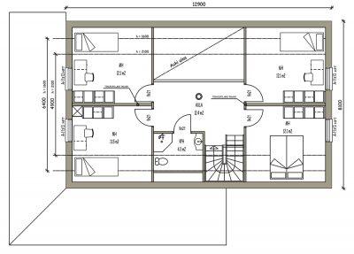 J-004 / 171 m² - Teri-Hus