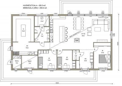 J-010 / 181 m2 - Teri-Hus