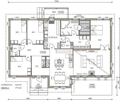 J-016 / 161 m2 - Teri-Hus