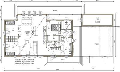 J-025 / 140 m2 - Teri-Hus