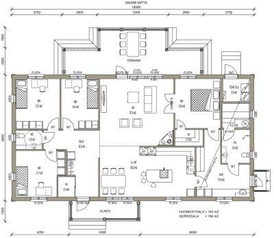 J-028 / 153 m2 - Teri-Hus
