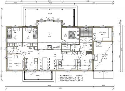 J-030 / 157 m2 - Teri-Hus