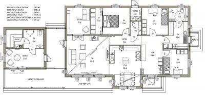 J-034 / 140 m2 - Teri-Hus