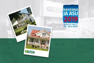 Rakenna ja Asu mässan i Kuopio 2019