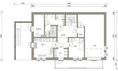 L-13016 / 145 m² - Teri-Hus