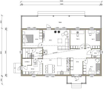 L-13253 / 140 m² - Teri-Hus