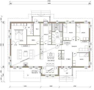 L-14038 / 158 m² - Teri-Hus