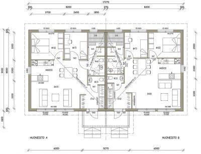 L-14077 / 70 m² - Teri-Hus