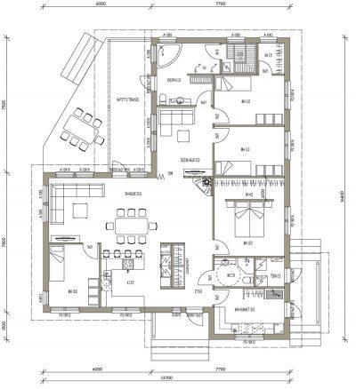 L-14078 / 150 m² - Teri-Hus