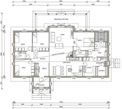 L-14081 / 158 m² - Teri-Hus