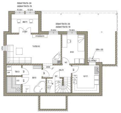 L-14124 / 163 m² - Teri-Hus