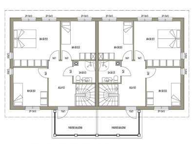 L-15173 / 103 m² - Teri-Hus