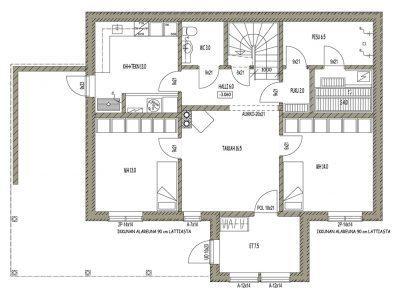 L-15188 / 189 m2 - Teri-Hus