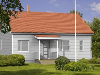 Nytt bostadsområde planeras i Terjärv - Teri-Hus