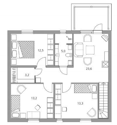 Victoria 166 - Teri-Hus