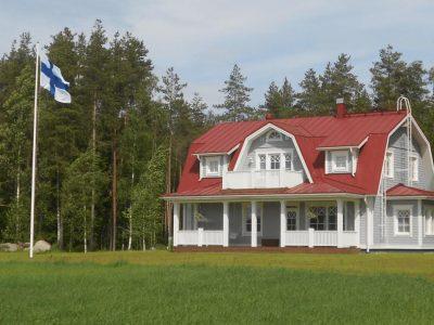 Idyllen på landsbygden - Teri-Hus