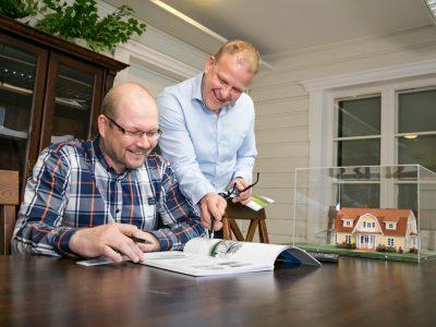 Vi söker en husförsäljare till Vasa - Teri-Hus