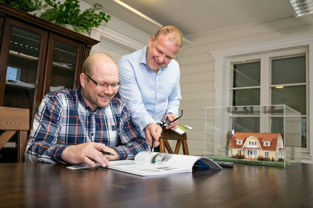 Vi söker en husförsäljare till Östra Nyland