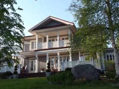 Huset vid Strandbjörkhagen - Teri-Hus
