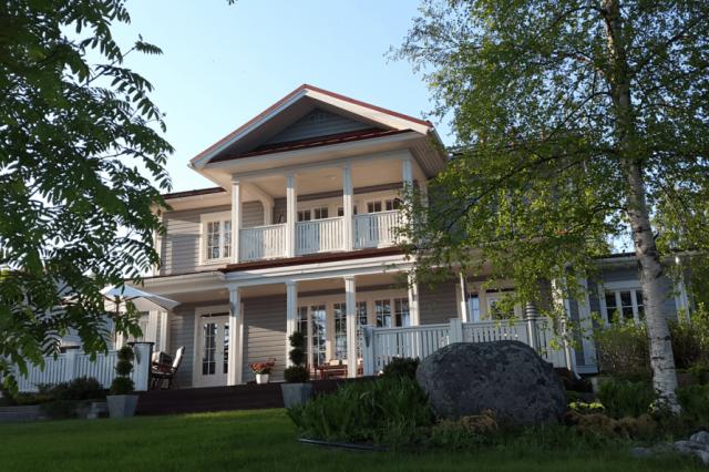 Huset vid Strandbjörkhagen