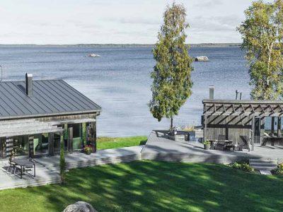 Norrhamnsviken - Teri-Hus