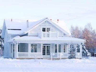 Väderskyddat huspaket - Teri-Hus