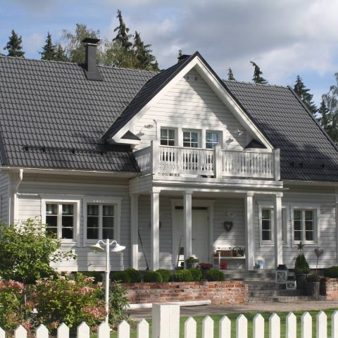 Jokainen rakentamamme talo on uniikki, aivan kuten asukkaansakin. #teritalot #uusikoti / Alla hus vi bygger är unika, precis som våra kunder. #terihus #nytthem