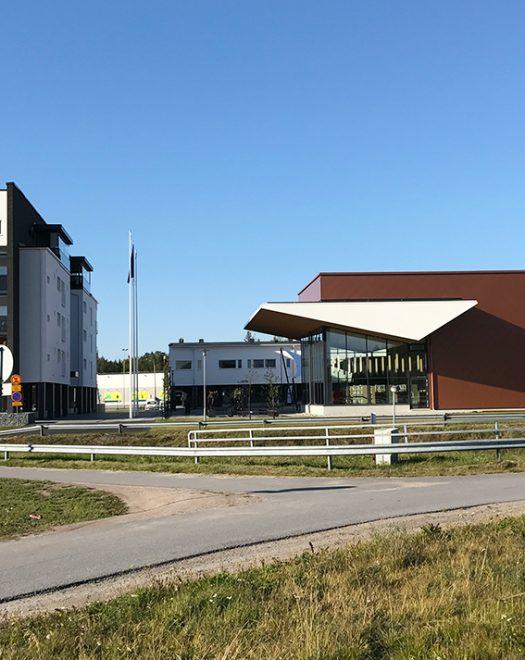 Flexibla storelement för byggföretag - Teri-Hus