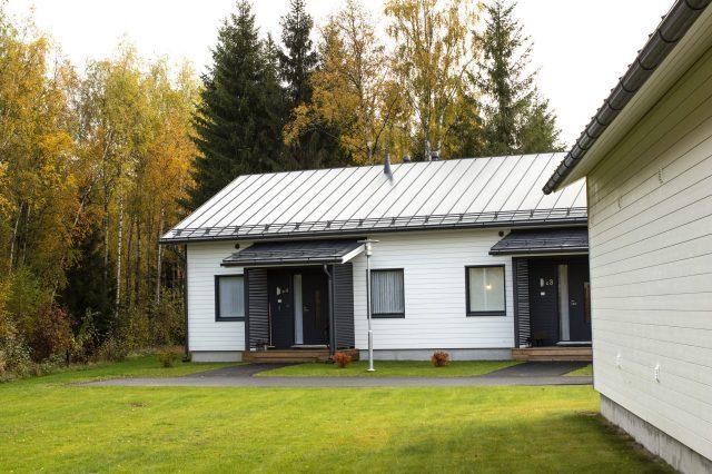 Bygger radhus med element från Teri-Hus