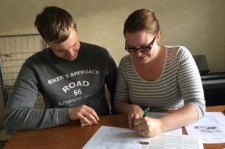 Kontrakt med Teri-Hus