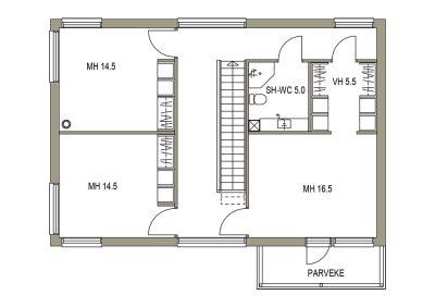 L-15164 / 175 m² - Teri-Hus