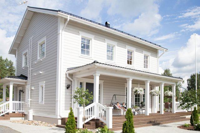 Kostnader vid husbygge