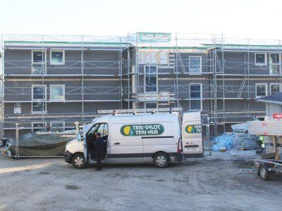 En betrodd partner för byggföretag - Teri-Hus